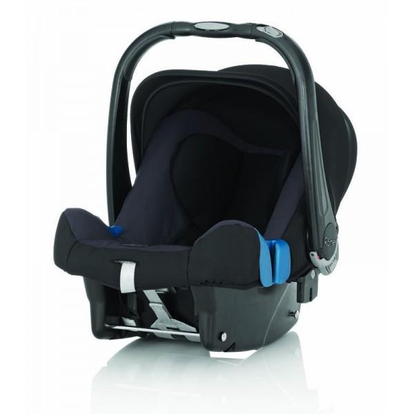 Silla de beb para coche baby safe plus shr ii black for Sillas de bebe para coche