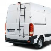 CRUZ Rear door ladder type EF para Mercedes Sprinter L1H2 III - compacta-techo elevado