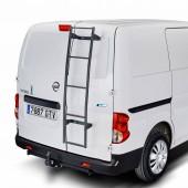 CRUZ Rear door ladder type EF para Toyota ProAce Verso L1H1 XS-compact - 4 puntos de fijación