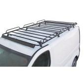 Portaequipajes Serie N para furgones largo 358 cms.