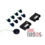 Sensor de aparcamiento Magic Watch MWE 910. 8 sensores delante y detrás