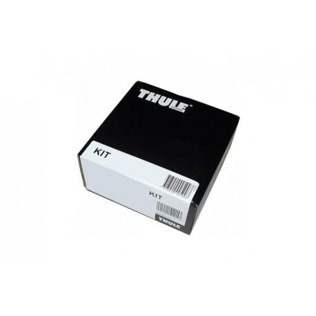 Thule Flush Rails 6106 - Fiat Tipo SW (16--) railing integrado
