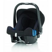 Silla de bebé para coche BABY-SAFE plus SHR II, Black Thunder  (T)
