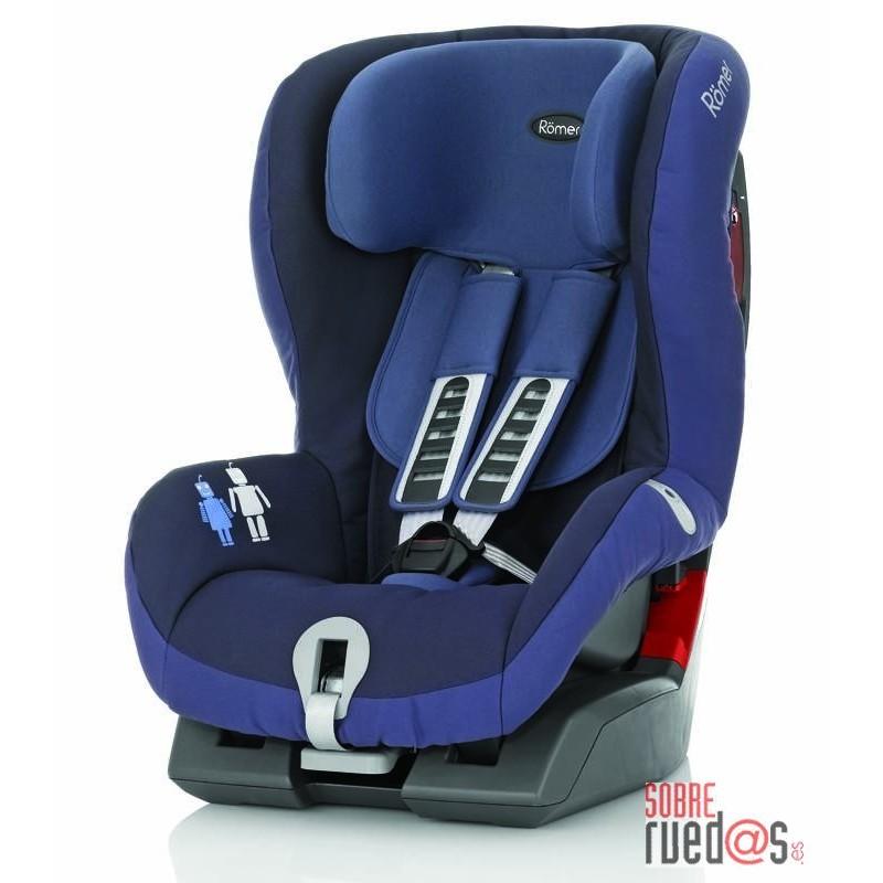 Silla de beb para coche king plus crown blue t sobreruedas comunicaci n s l - Silla bebe sparco ...