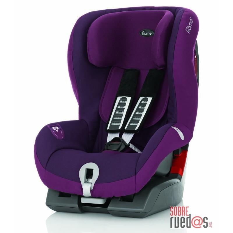 Silla de beb para coche king plus dark grape t sobreruedas comunicaci n s l - Silla coche bebe ...