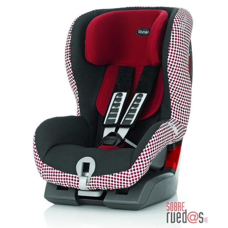 Silla de beb para coche king plus magic dots t sobreruedas comunicaci n s l - Silla coche bebe ...