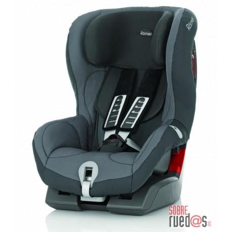 Silla de beb para coche king plus stone grey t sobreruedas comunicaci n s l - Silla bebe romer ...