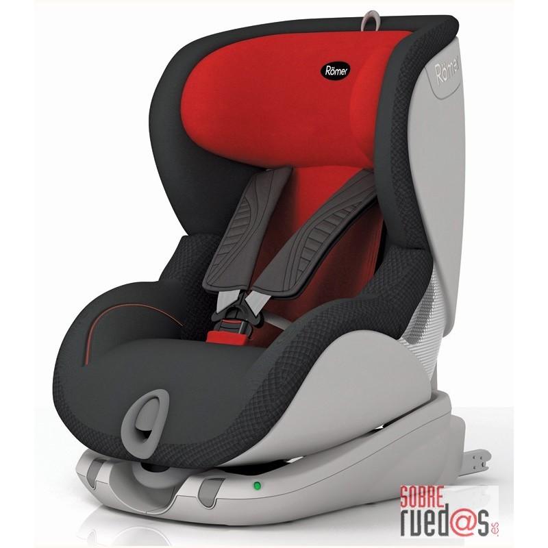 Silla de beb para coche trifix kim sobreruedas for Sillas para bebes coche