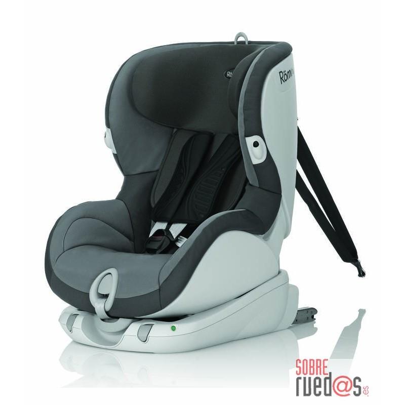 Silla de beb para coche trifix stone grey t sobreruedas comunicaci n s l - Silla bebe sparco ...
