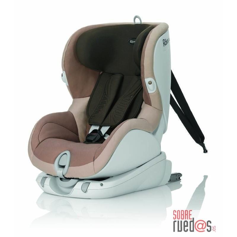 Silla de beb para coche trifix taupe grey t - Sillas de coche ninos ...