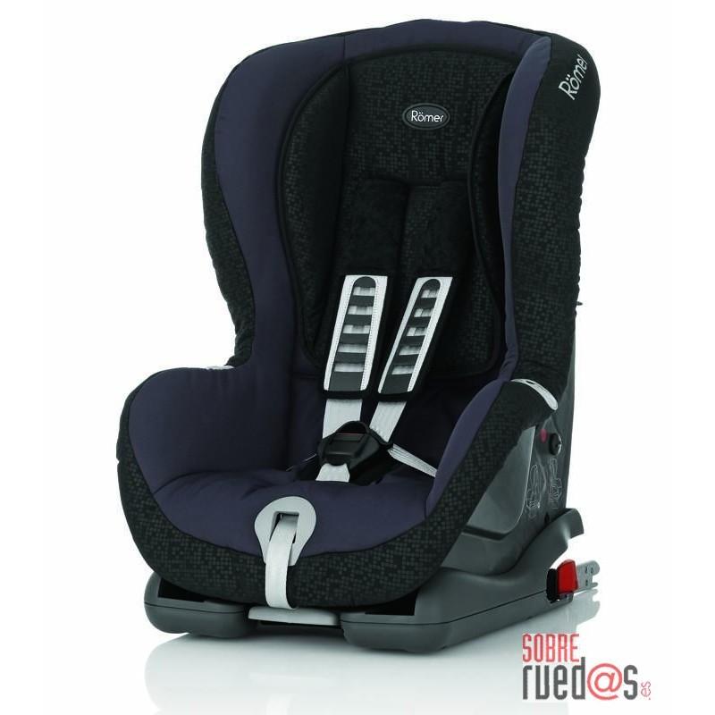 Silla de beb para coche duo plus tt black thunder sobreruedas comunicaci n s l - Silla para bebe coche ...