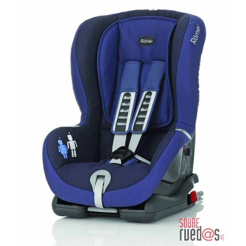 Silla de beb para coche duo plus tt crown blue sobreruedas comunicaci n s l - Silla para bebe coche ...