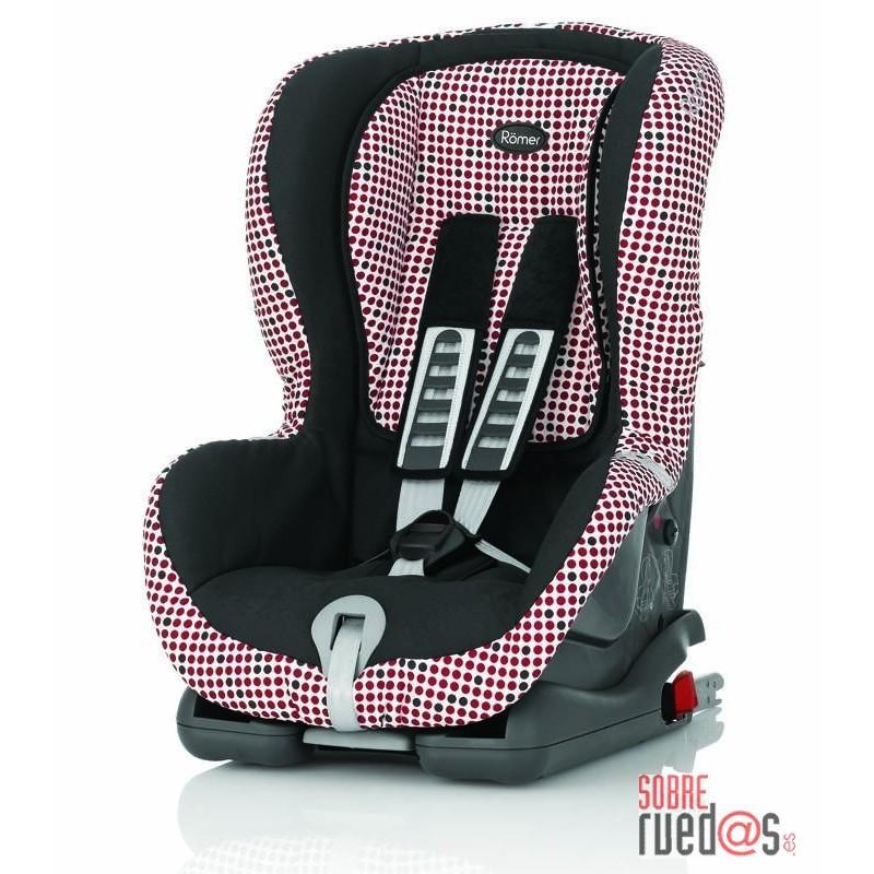 Silla de beb para coche duo plus tt magic dots for Sillas para bebes coche