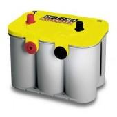 Batería Optima Amarilla YTU-4.2 55ah. 12v. Borne + izq.+adicional
