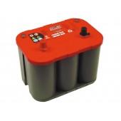 Batería Optima Roja RTS-4.2 50ah. 12v Borne + Izq.