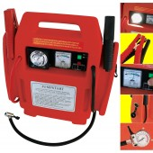 ESTACION ENERGIA C/COMPRESOR 400 Amp. (Max.900 Amp.)