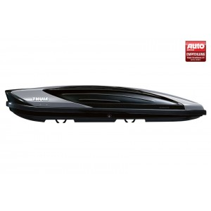 COFRE THULE EXCELLENCE XT 6119B (Negro Glossy/Titán Glossy). Envío incluido