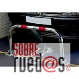 Barrera parking 3 patas con cerradura
