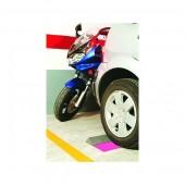 Delimitador autadhesivo garaje tope rueda