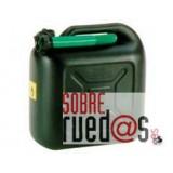 Bidón gasolina plástico 5L. Homologado