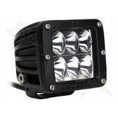"JUEGO 2 FAROS LED DUALLY D2 SERIES - 3X3"" WIDE 2600 lúmens"