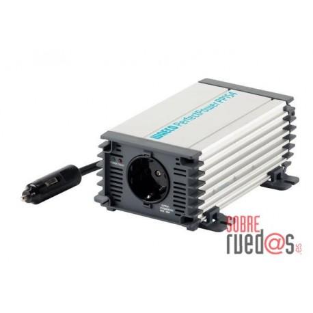 Inversor WAECO PerfectPower PP 152 / PP 154. Uso móvil 150W. 12 ó 24v.