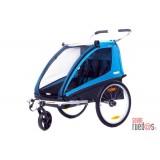 Carrito Thule Coaster Bike+Stroll (Azul) 2014