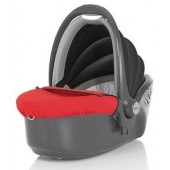 Capazo de seguridad Baby Sleeper Red.