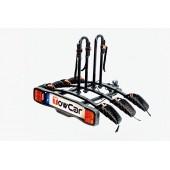 Portabicicletas TOWCAR B3 3 bicis 7polos