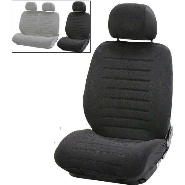 Funda asiento individual conductor de furg n for Fundas asientos 4x4