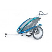 Thule Chariot CX1+Cycle (Azul) 14--