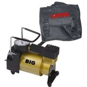 Compresor Big metal 12V. con bolsa