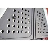 Rejilla ventilación cofre para bola TowBox V2. Envío incluido