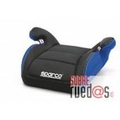SILLA BEBE SPARCO F100 K AZUL GRUPO 3 (Envío incluido)
