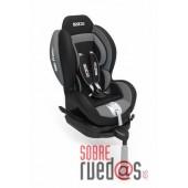 SILLA BEBE SPARCO F500i K GRIS GRUPO 1 (Envío incluido)