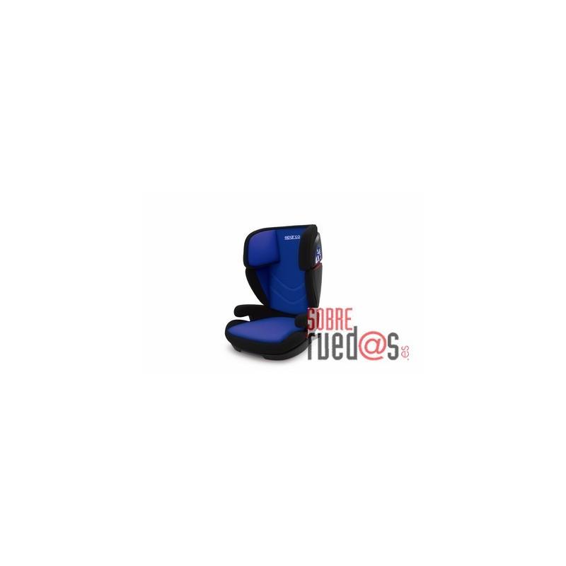 Silla bebe sparco f700i k azul grupo 2 3 fix env o incluido sobreruedas comunicaci n s l - Silla bebe sparco ...