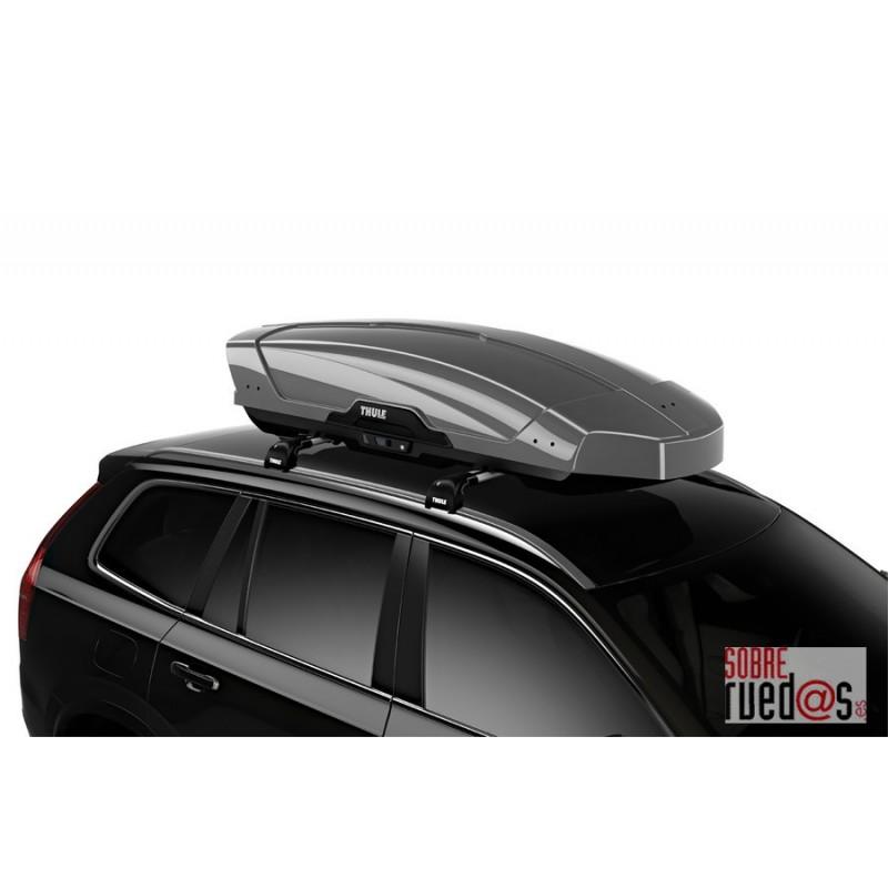 Cofre de techo thule motion xt l tit n 450l env o incluido sobreruedas comunicaci n s l - Cofre techo coche ...